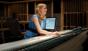Olga Fitzroy, Freelance Sound Engineer