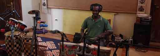 Recording in Ethiopa